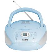 聲寶手提CD音響AK-W1401L【愛買】