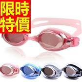 泳鏡-抗UV比賽浮潛游泳防霧蛙鏡4色56ab3【時尚巴黎】