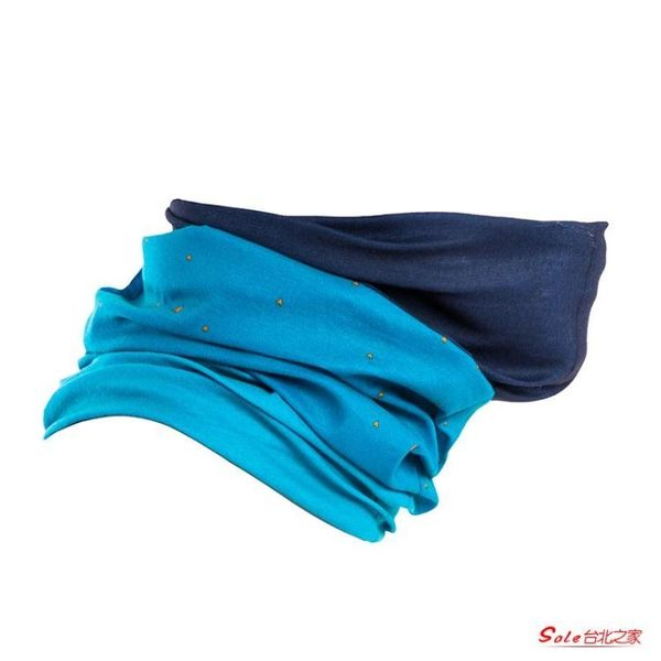 運動頭巾 防曬公路騎行裝備男脖套春夏圍脖運動面罩女面巾魔術頭巾RC 7色