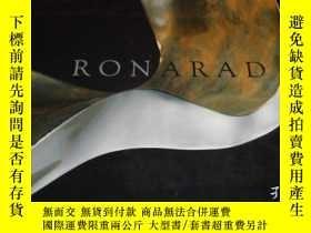 二手書博民逛書店2手英文罕見Ron Arad Retrospective Exh