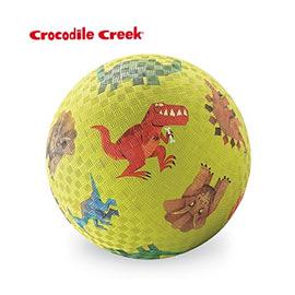《美國Crocodile Creek》5吋兒童運動遊戲球-恐龍世界