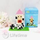 ﹝醜比頭拼積木玩具﹞全家集點 醜比頭 積木 奶奶頭 玩具 KOBITOS〖LifeTime一生流行館〗