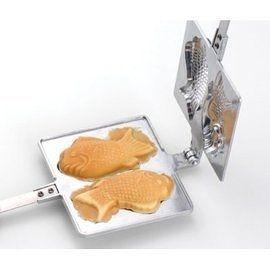 【山水網路商城】Captain Stag 鹿牌 D-639 鯉魚蛋糕燒器 露營 野餐 登山 日本製造
