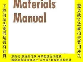 二手書博民逛書店Construction罕見Materials ManualY364682 Hegger, Manfred
