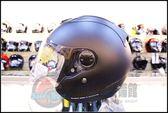 [中壢安信] LUBRO RACE TECH 2 外銷日本版 消光黑 半罩式安全帽 安全帽