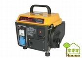 {家事達} 綠田LUTIAN (LT) -950W -2行程發電機-手拉110V  特價