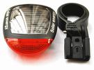 【JIS】B047 太陽能車尾燈 節能環保 自行車尾燈 警示燈 單車尾燈 小折 腳踏車 自行車