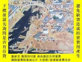 二手書博民逛書店英文原版:Edo,The罕見city became TokyoY367822 Akira Naito 略 出