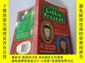 二手書博民逛書店The罕見Lottie Project:樂天計劃..Y200392