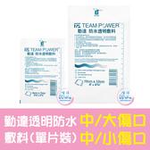 勤達 親水性創傷覆蓋貼布 (滅菌) 6x7cm 防水透明敷料 框型【生活ODOKE】