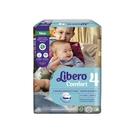 【8包】Libero 麗貝樂 黏貼紙褲-4號(L-26片)【佳兒園婦幼館】