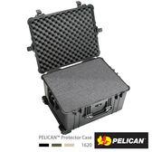 美國 PELICAN 1620 派力肯 塘鵝 輪座拉桿氣密箱 含泡棉 黑色 公司貨