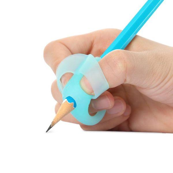 【買一送一】握筆器矯正器小學生寶寶幼兒園學鉛筆鋼筆糾正寫字兒童握筆器矯正握筆