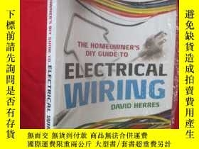 二手書博民逛書店The罕見Homeowner s DIY Guide to El