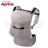 愛普力卡 Aprica COLAN CTS 新生兒腰帶型四方向四用途揹巾 -聰穎灰