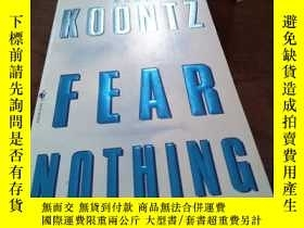 二手書博民逛書店Fear罕見NothingY284471 Dean Koontz