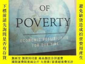 二手書博民逛書店The罕見End Of Poverty Economic Pos