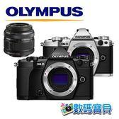 【送SanDisk 64g】OLYMPUS E-M5 Mark II + 14-42mm 2R KIT【10/21前申請送手把,元佑公司貨】相機 em5 m2