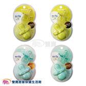 US BABY 優生 矽晶安撫奶嘴 微笑升級版 S/L 拇指型 青/綠 醫療用品級 白金矽膠 耐高溫 寶寶奶嘴