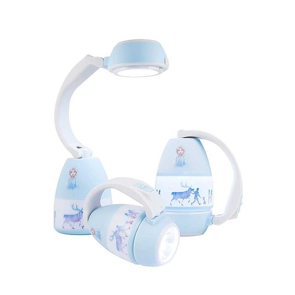 冰雪奇緣 3合1手電筒 200流明 Disney Frozen Anna and Elsa 3-in-1 LED Lantern [9美國直購]