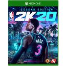 [送NBA造型提袋]免運費 可刷卡●收錄豐富數位內容●Xbox One NBA 2K20 中文傳奇版 美國職業籃球賽