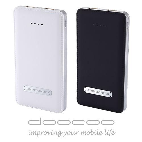 [富廉網] doocoo iPelt 9000+ 智慧行動電源 (支援快速充放電)