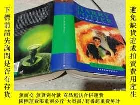 二手書博民逛書店HARRY罕見POTTER and the half-blood prince 哈利波特與混血王子Y20039
