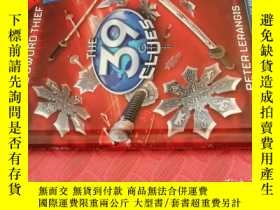 二手書博民逛書店【英文原版】The罕見39 Clues The Sword Thief( 如圖)Y25633 Peter Le
