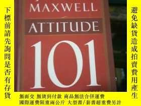 二手書博民逛書店johnc.maxwell罕見attitude 101Y1538