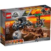 【LEGO 樂高 積木】LT-75929 侏儸紀世界 Jurassic World 實驗室脫逃 Carnotaurus Gyrosphere Escape