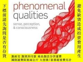 二手書博民逛書店Phenomenal罕見Qualities: Sense, Pe