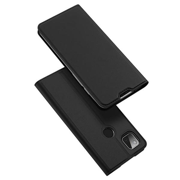 Dux Ducis 掀蓋殼 谷歌 Google Pixel 4A 手機殼 翻蓋皮套 磁吸 Pixel4A 保護殼 手機套