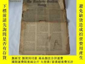 二手書博民逛書店外文原版報紙罕見THE MANCHESTER GUARDIAN WEEKLY 1948年1月1日 第1期 共16版