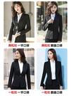 西裝外套 小西裝外套女上衣韓版正裝套裝氣質春秋工作服職業大學生黑色西服 星河光年