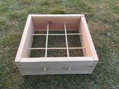 中蜂格子箱中蜂箱不煮蠟蜂箱蜜蜂箱子中蜂箱養蜂工具杉木箱