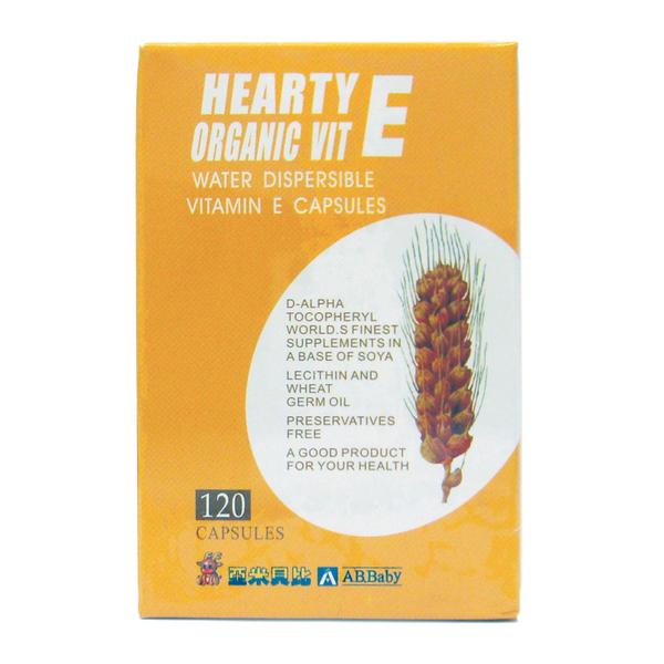 亞米 維他命E 400IU膠囊 120粒/瓶 抗氧化