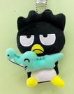 【震撼精品百貨】Bad Badtz-maru_酷企鵝~三麗鷗酷企鵝絨毛吊飾-恐龍#08620