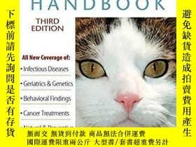 二手書博民逛書店Cat罕見Owner s Home Veterinary HandbookY256260 Debra M. E