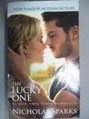 【書寶二手書T7/原文小說_GHN】The Lucky One_Sparks, Nicholas
