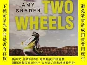 二手書博民逛書店英文原版罕見兩個輪子的地獄hell on two wheelsY