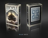 【USPCC撲克】kingdom of the new world playing cards 藍色