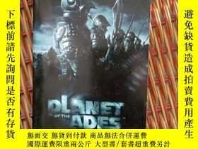 二手書博民逛書店Planet罕見of the apes(人猿星球)Y115089