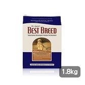 寵物家族-BEST BREED貝斯比 高齡犬低卡配方 犬飼料1.8kg