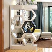 玄關櫃 酒櫃現代簡約隔斷櫃創意個性屏風間廳櫃客廳儲物櫃進門玄關