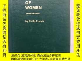 二手書博民逛書店英文原版法律系列罕見Legal status and women