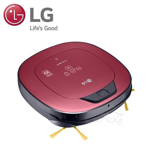 LG-雙眼小精靈清潔機器人(變頻版) - 典雅紅 VR65713LVM