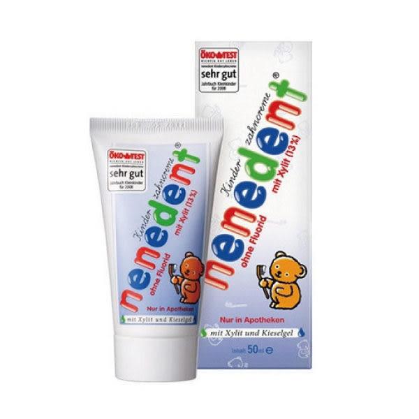 『121婦嬰用品館』貝恩 木糖醇兒童牙膏(不含氟)