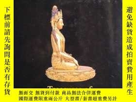 二手書博民逛書店蒙古罕見藝術 佛像 Treasures of Mongolian