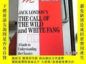 二手書博民逛書店Jack罕見London s the Call of the W