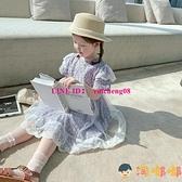 女童連身裙夏裝寶寶兒童韓版公主裙子【淘嘟嘟】
